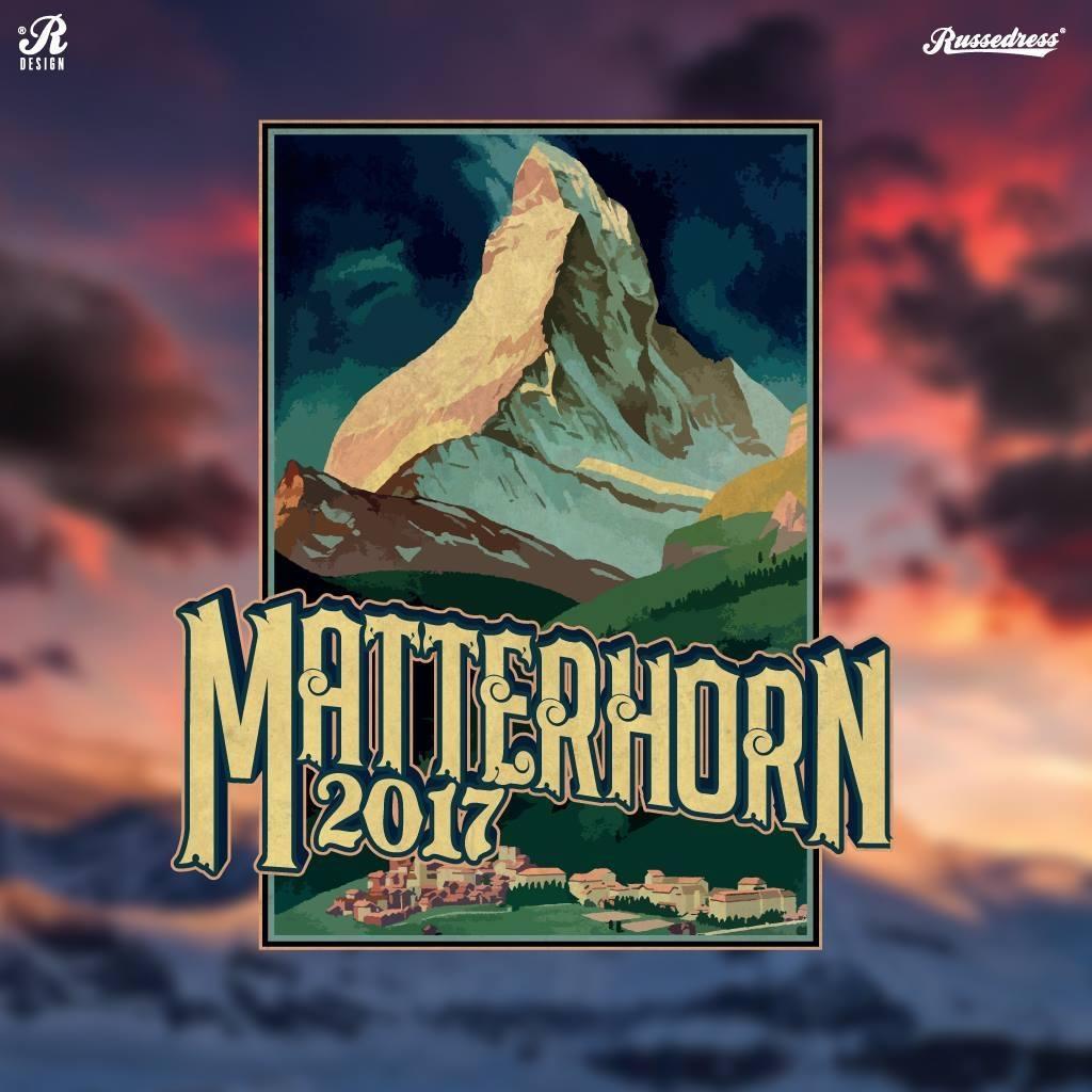 """Logo """"Matterhorn 2017"""""""