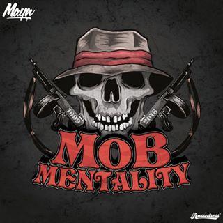 "Logo ""Mob Mentality 2018"""