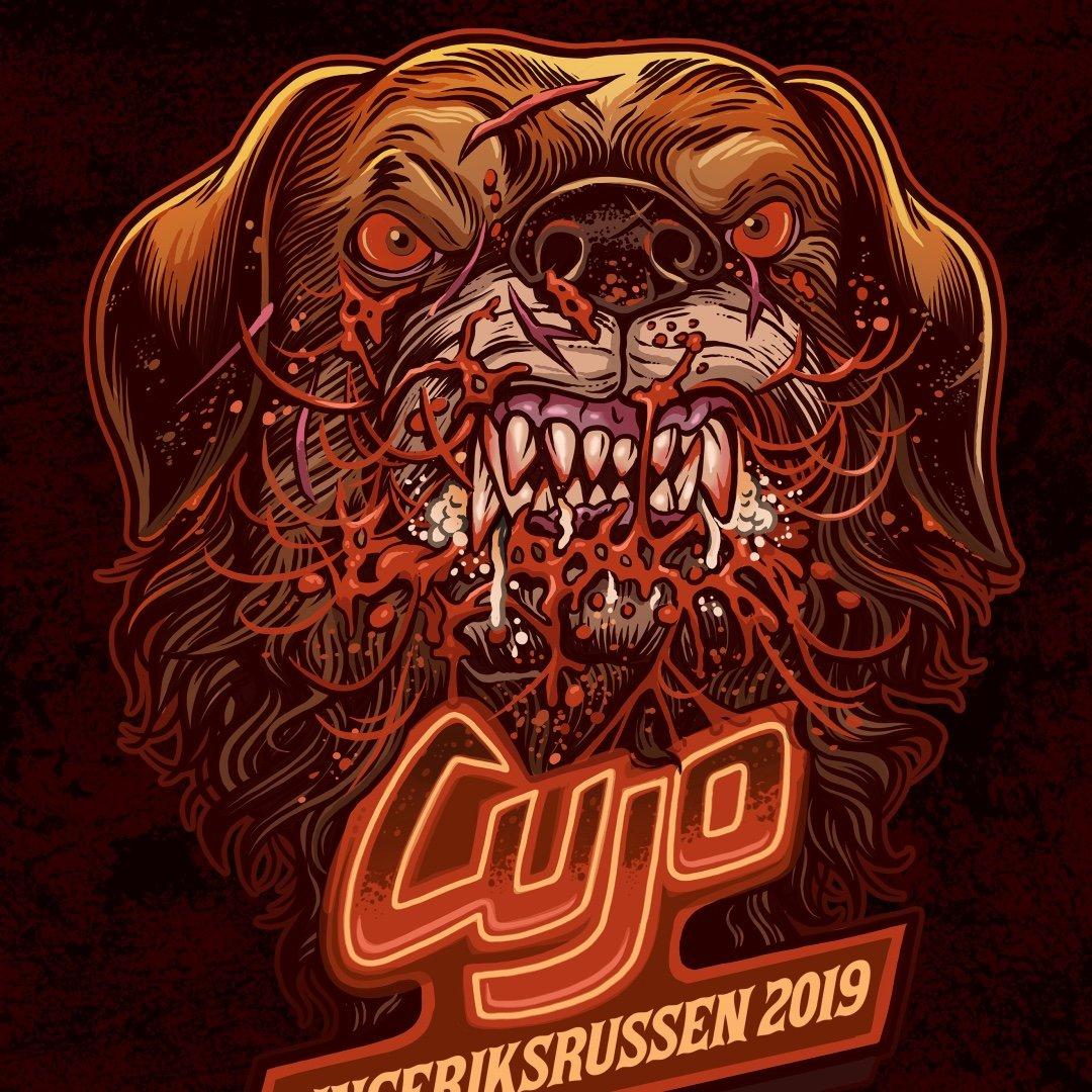 Cujo 2019 logo