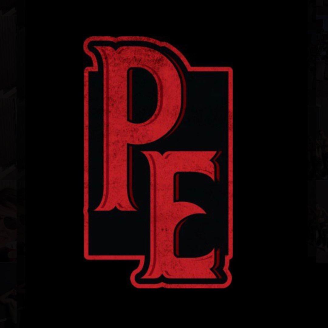 Public Enemies 2019 - Hamarruseen logo