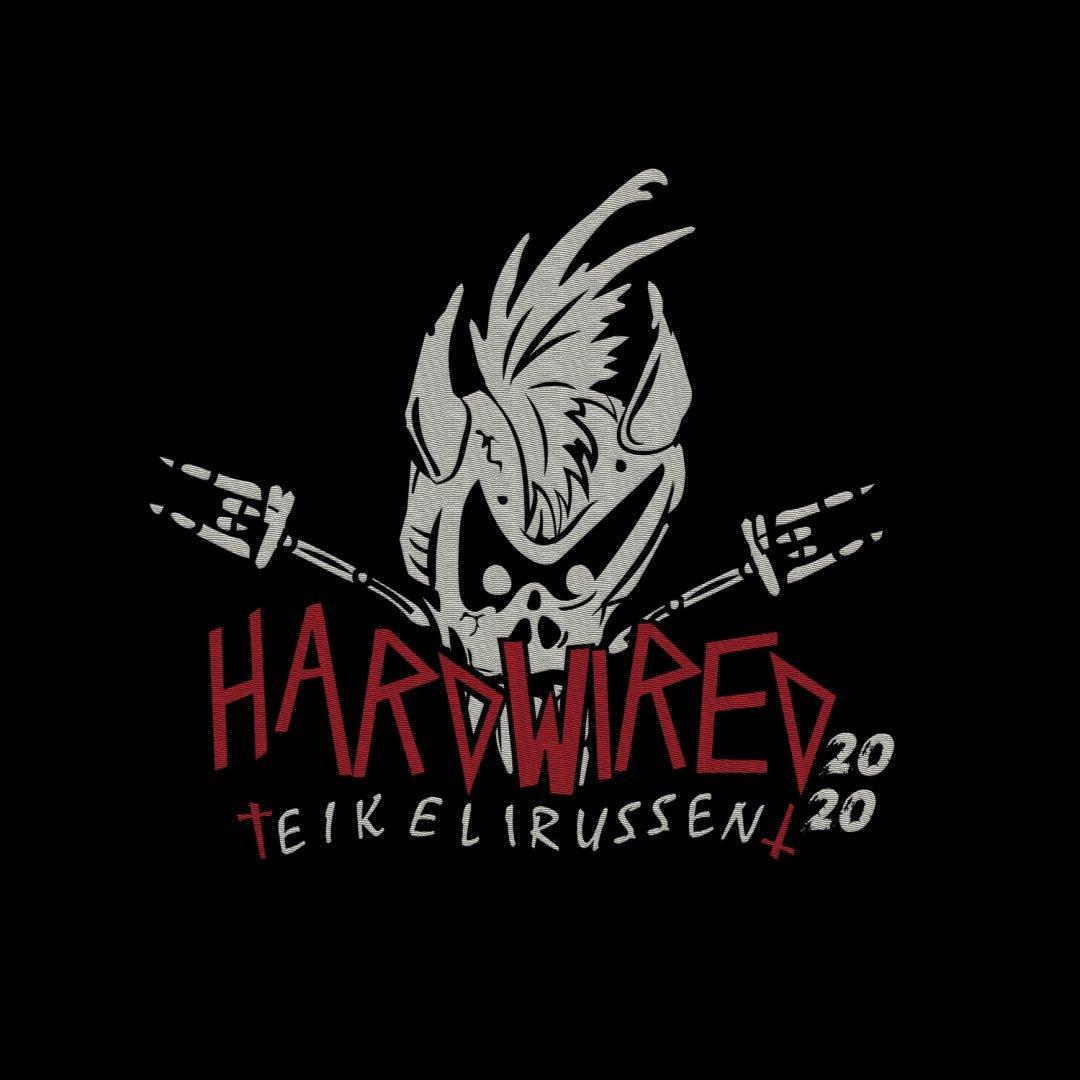 Hardwired 2020 Eikelirussen logo