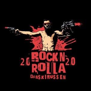 RockNRolla 2020 Dønskirussen logo